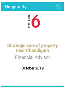 Strategic sale of property near Chandigarh