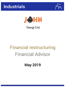 Financial restructuring