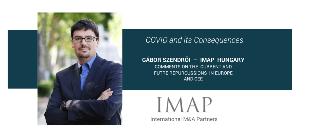 COVID-19 and Its Consequences – IMAP Hungary provides perspective and reflections on the unfolding crisis