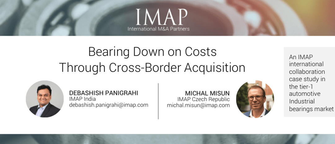 Bearing Down on Costs Through Cross-Border Acquisition