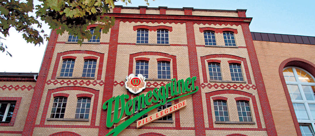 IMAP supports Bitburger Braugruppe in selling the Wernesgrüner Brewery to Carlsberg Germany