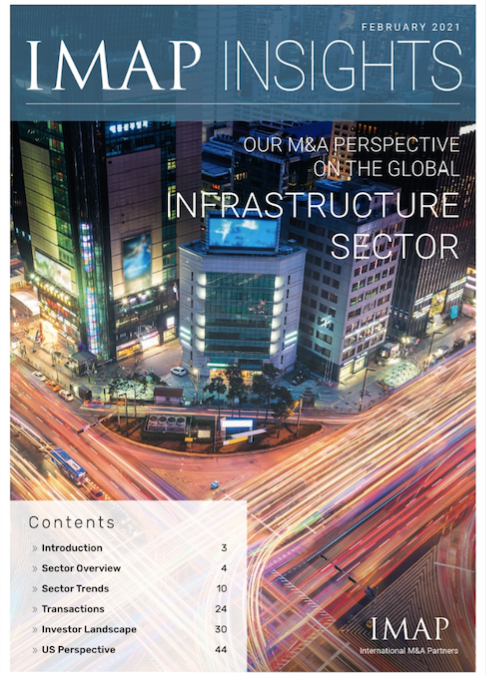 M&A Perspective on Global Infrastructure Sector