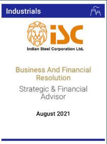 Indian Steel Corporation Ltd